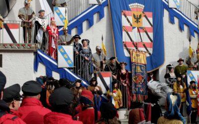 Carnevali in Valle d'Aosta tra storia e tradizione