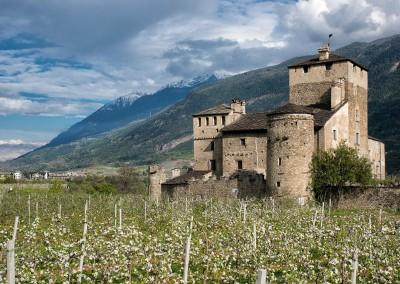 Castello Sarriod de la Tour visita guidata