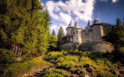 Gressoney e il Castel Savoia