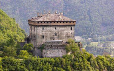 Castello di Verrès e la Prevostura di Saint Gilles