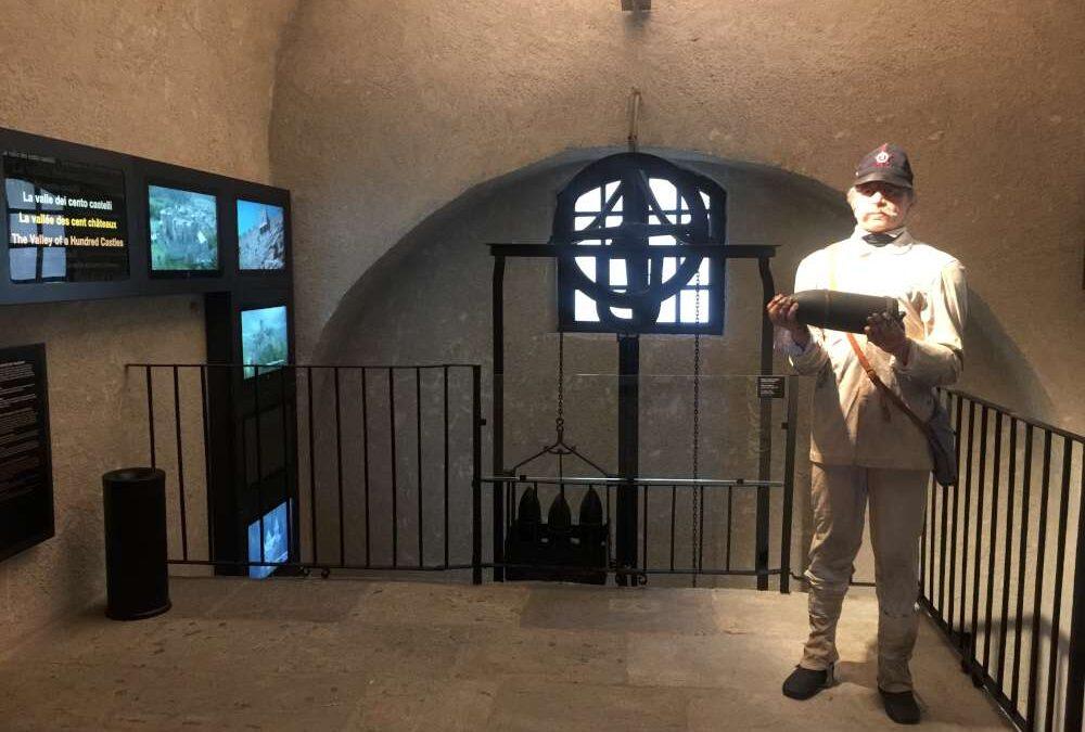 """Come sono diventato Forte"""" (visita al Museo delle fortificazioni)"""