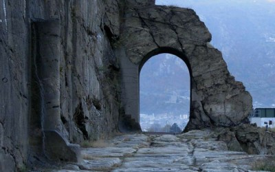 """Via romana delle """"Gallie"""""""