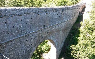 Ponte-Acquedotto di Pondel