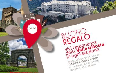 Buono Regalo – La Valle d'Aosta tutto l'Anno!
