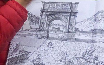 L'Ingegnere romano del XXI° secolo (Aosta + Ponte-acquedotto Pondel)