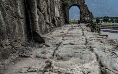 """Di miglia in """"passi"""", attraverso testimonianze di oltre 2000 anni fa: la Via delle Gallie"""