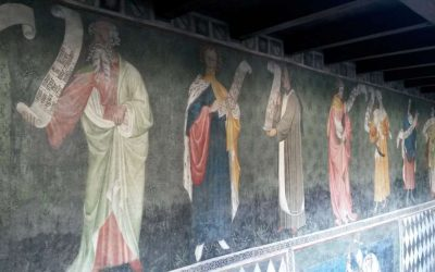 Ti racconto la Storia del Pittore Giacomo Jacquerio (castello Fénis)