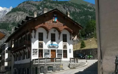 Courmayeur e il Monte Bianco