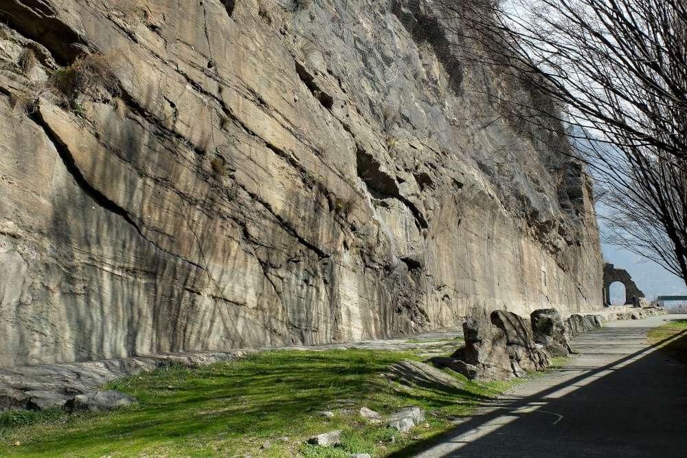 Via romana delle Gallie Donnas