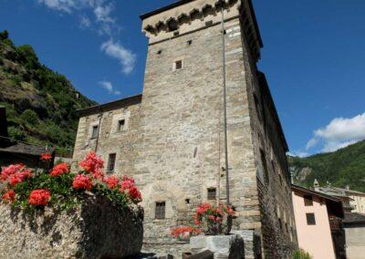Castello Blonay di Avise
