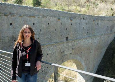 Roberta Ceccon Guida turistica Aosta- Ponte pondel