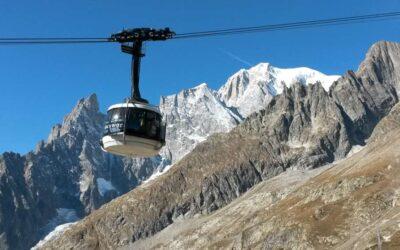 A scuola di geografia sul tetto d'Europa! Monte Bianco
