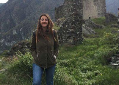 Roberta Ceccon Guida turistica Aosta