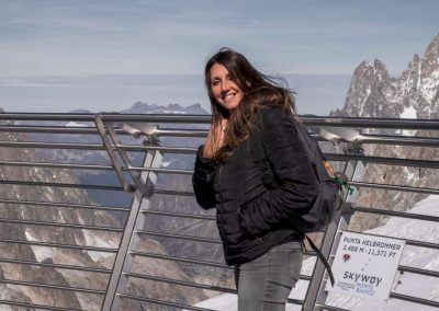 Guida turistica aosta Roberta Ceccon Sky way-1000