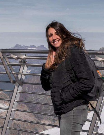 Guida turistica Aosta Roberta Ceccon Sky way