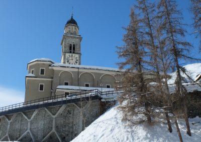 Cogne chiesa