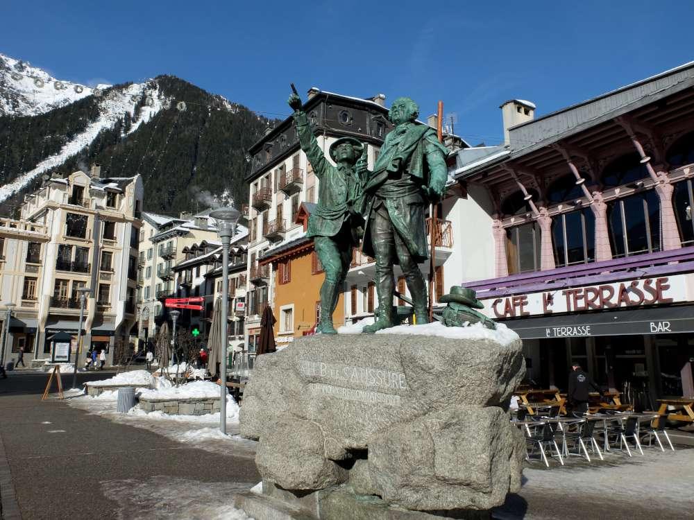 Chamonix visita guidata