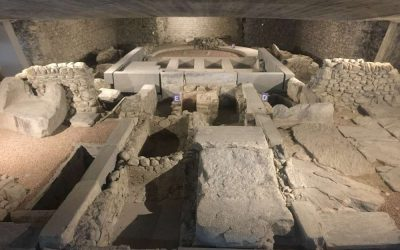 """San Lorenzo – la chiesa """"fantasma"""" della Collegiata di Sant'Orso"""