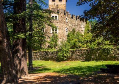 Castello Introd visita con guida turistica