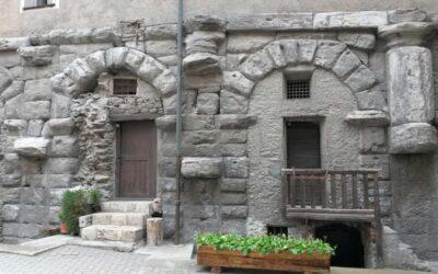 """L'Anfiteatro """"fantasma"""" di Aosta"""