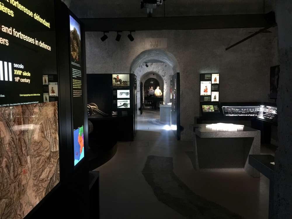 Visita Opera Ferdinando Fortificazioni
