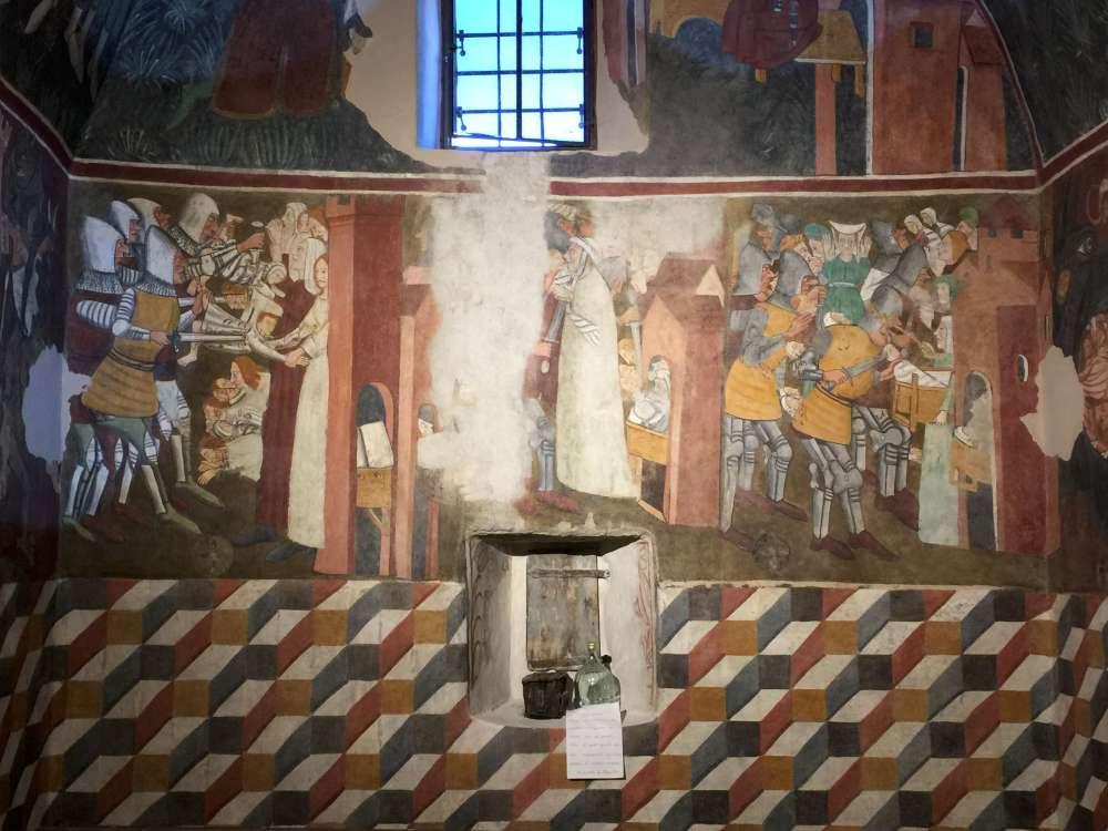 Visita Cappella San Michele Marseiller