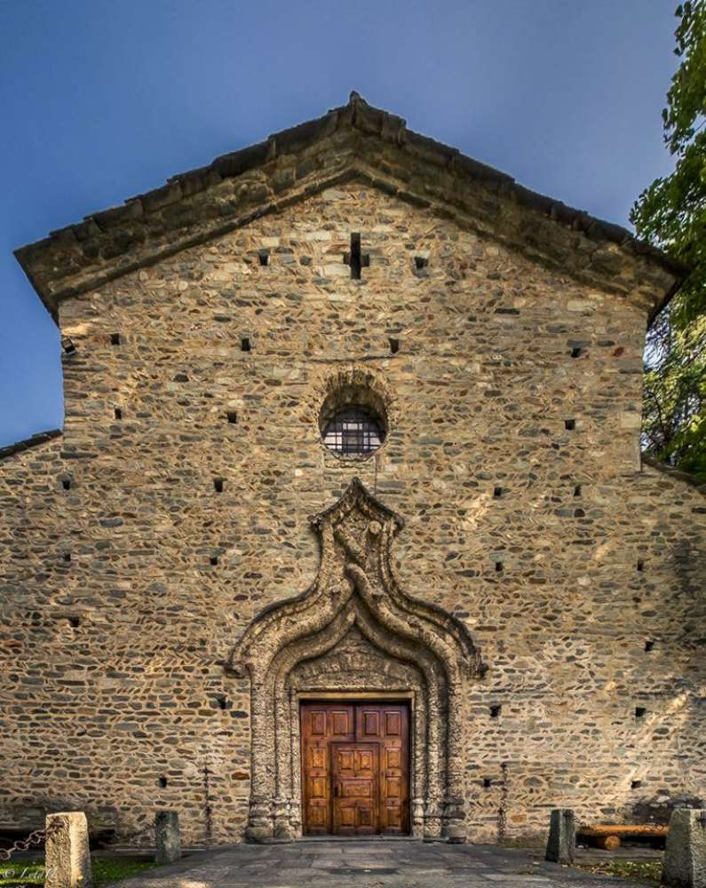 San Martino Arnad guida turistica