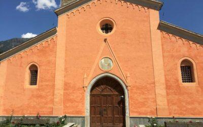 Chiesa di Sant'Ilario a Gignod