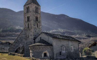 Chiesa romanica Santa Maria Maddalena a Gressan