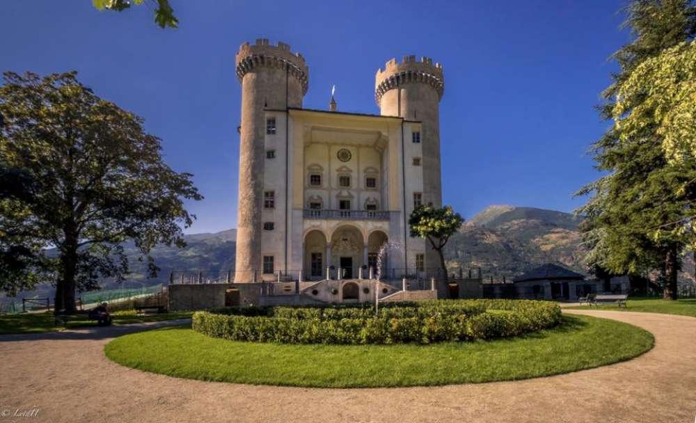 Castello di Aymavilles visita guidata