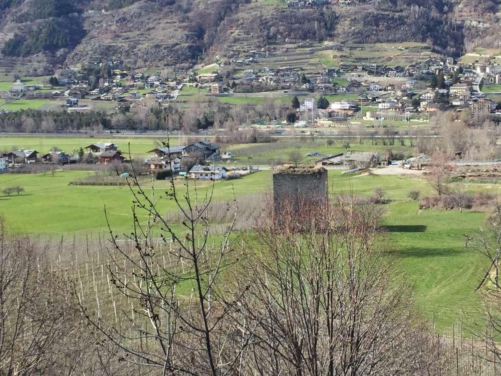 Torre La Plantaz Gressan