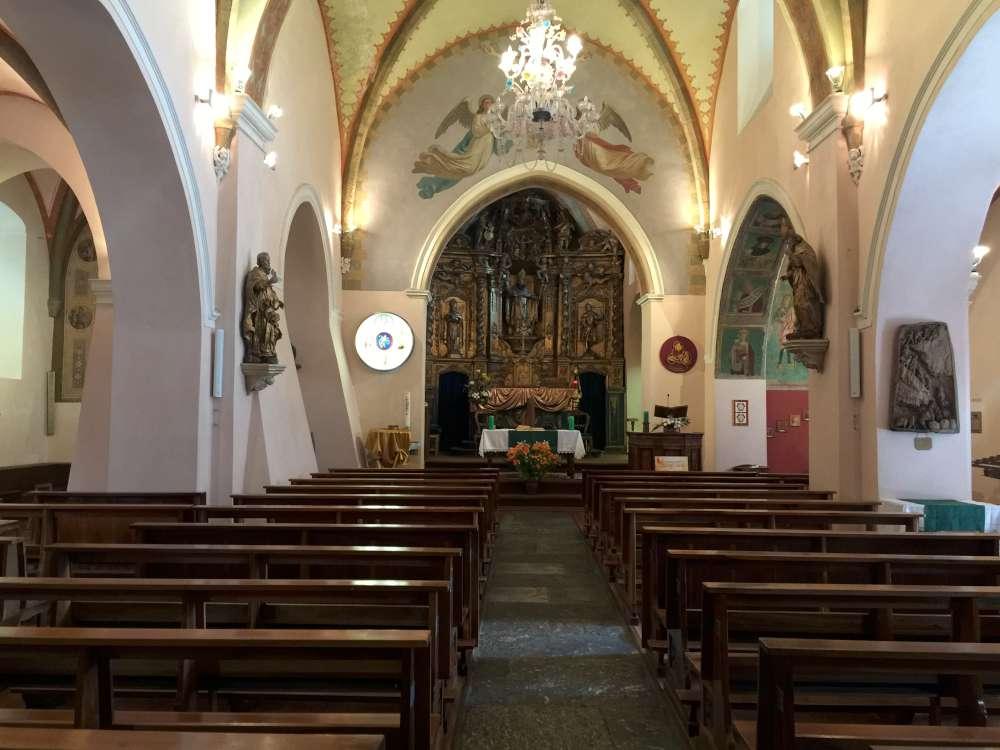 Chiesa Sant Ilario Gignod