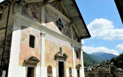 Chiesa di San Giacomo a Issime