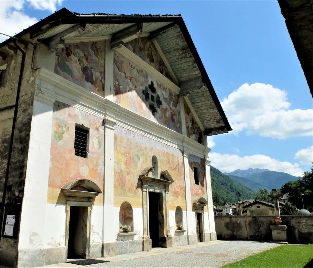 San Giacomo Issime