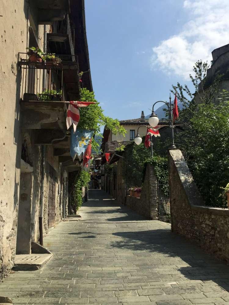 Borgo Bard visite guidate