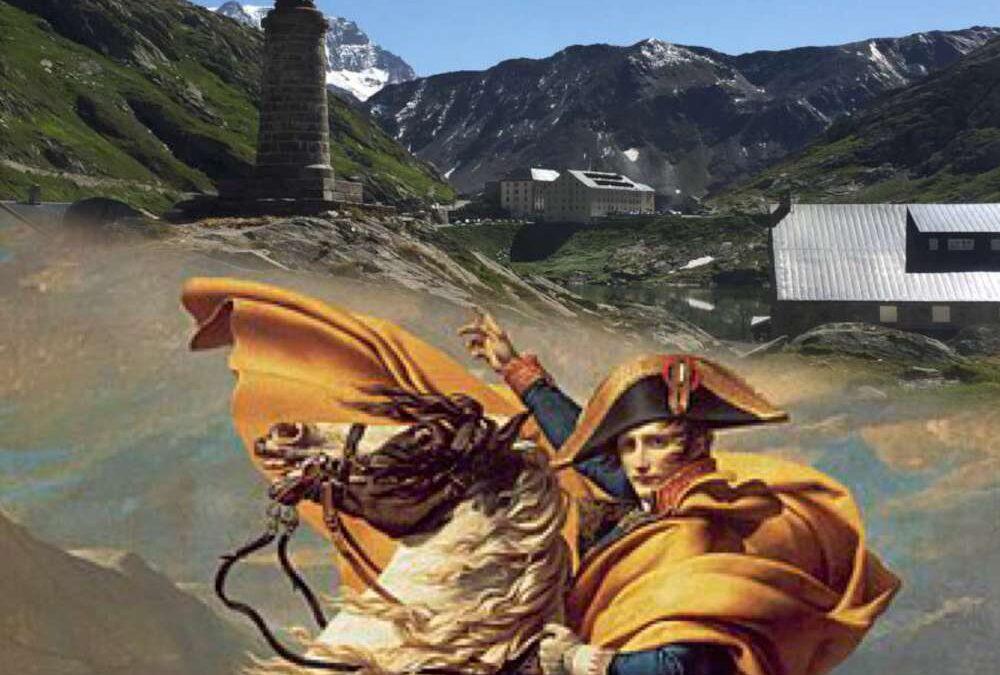Visite ai luoghi di Napoleone Bonaparte in Valle d'Aosta