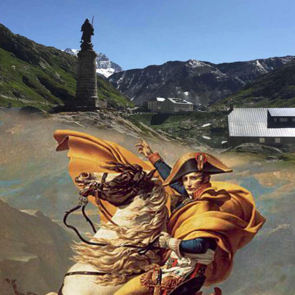 Napoleone in Valle d'Aosta - visite ai luoghi